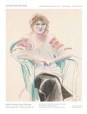 David Hockney, Early Drawings