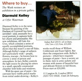 Diarmuid Kelley in The Week